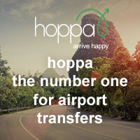 More Information or Book with Hoppa Airport Transfers