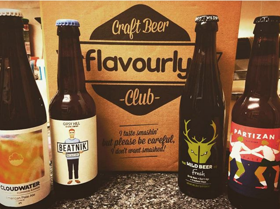 Craft Beer or Gourmet Food Box Hampers