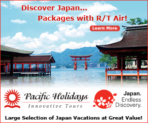 Pacific Holidays Japan