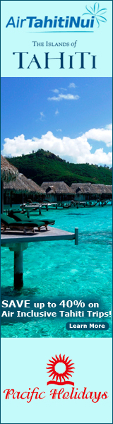 Pacific Holidays Tahiti
