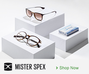 Mister Spex Online Shop - Save up to 50% on Glasses‎