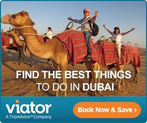 Viator: Top activities, tours & excursions in Dubai