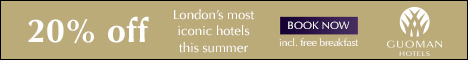 Guoman Hotels bookings