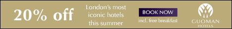 Guoman Hotels in London & Shanghai