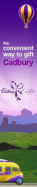 cadbury gifts direct tall banner
