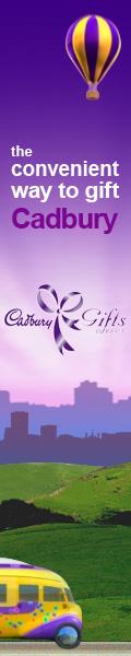 Cadburys Banner