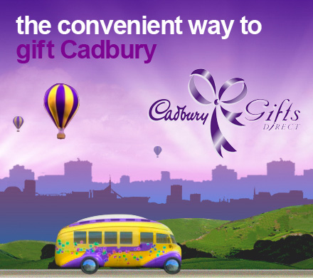 The Convenient Way to Gift Cadburys