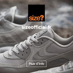 L'univers Nike chez size?