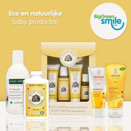 Natuurlijke en eco producten: verzorging & schoonmaak