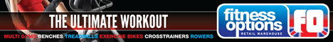 Fitness Options - home gym & commercial fitness equipment & essentials