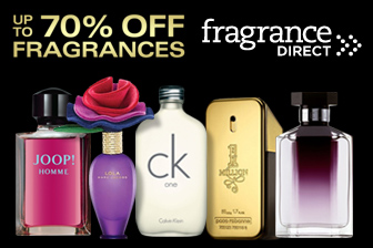 Fragrance Direct sells branded, discounted perfumes and aftershaves