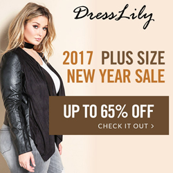 Plus Size Clothing is great prices and FREE Shipping - Banner