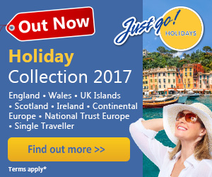 Just Go Holidays 2017 Collection
