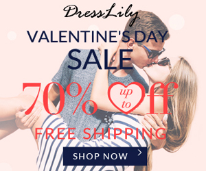 DressLily Discounts and Free Shipping - Valentine's Day in Poland