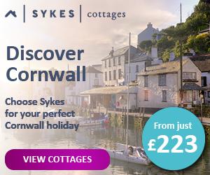 Sykes Cornwall Banner