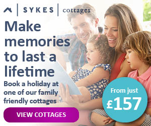Sykes Large Groups Banner