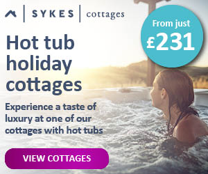 Sykes Hot Tub Banner