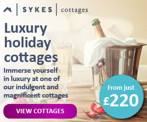 Sykes Holiday Cottages from awin.com