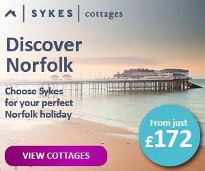 Sykes Norfolk Banner