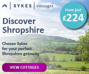 Sykes Shropshire Banner