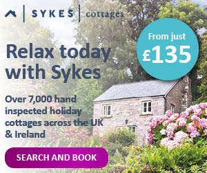 Sykes Cottages Banner