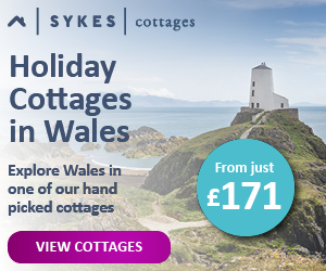 Sykes Wales Banner