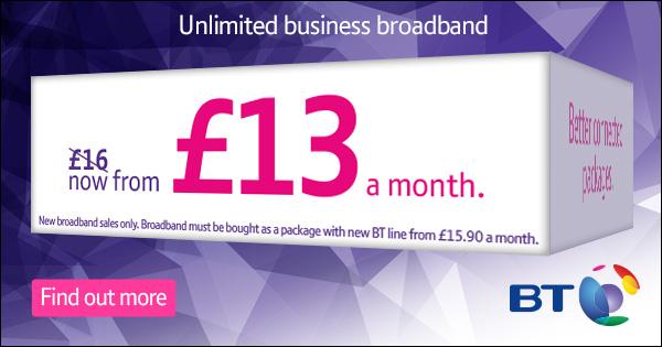 BT Mobile Business Broadband