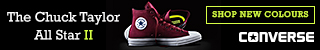 Converse - Buy this iconic sports brand for less here.