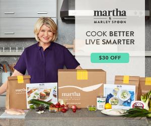 martha & marley spoon coupon $60 off
