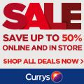 Currys UK electricals electronics and kitchen appliancies