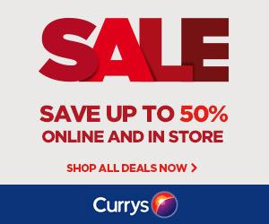 Currys UK electricals and electronics