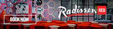 Radisson Red Hotels bookings