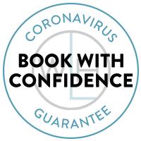 Coronavirus book with confidene
