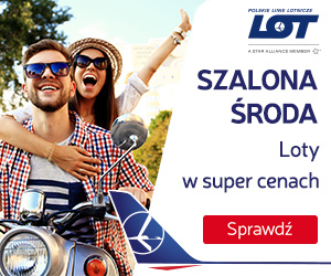 LOT Polish Airlines Banner