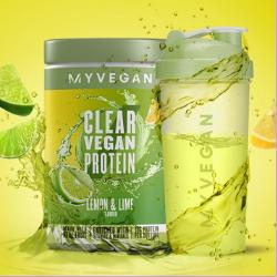 Myprotein clear vegan protein
