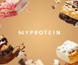 Myprotein nutrición deportiva