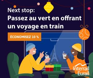 Pass Train Europe Interrail France