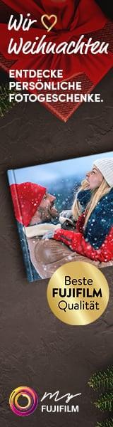 Fotobücher und Fotokalender von FUJIFILM