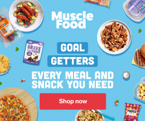 muscle foods ad