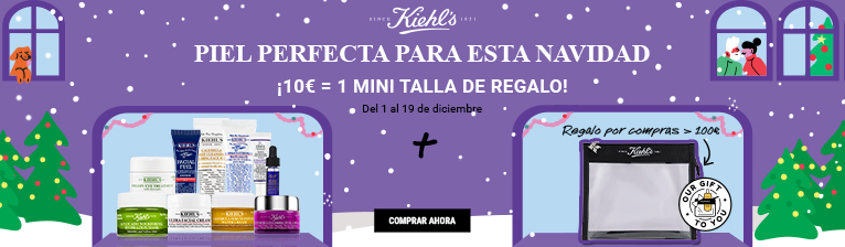 descuento kiehl's friends and family