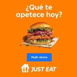 ¡Pide comida en Just Eat!