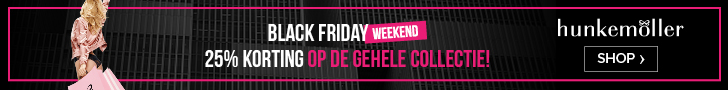 Black Friday Hunkemoller