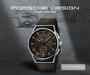Porsche Design Uhr Braun