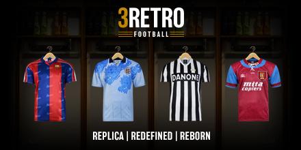 cshow Retro sportswear | The best of football shirt design