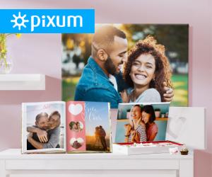 Pixum - tolle Fotogeschenke