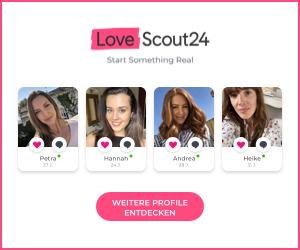 LoveScout24 DE – Lebenspartner, Flirts und Abenteuer