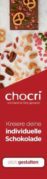 ADVERTISER: chocri.de from awin.com