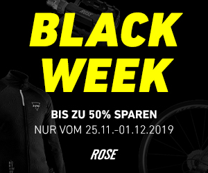Black Week Angebot Rose