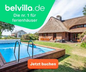 Belvilla Deutschland - Ferienwohnungen und Ferienhäuser für den Urlaub bei der Drachenwolke, Rabatte und Angebote