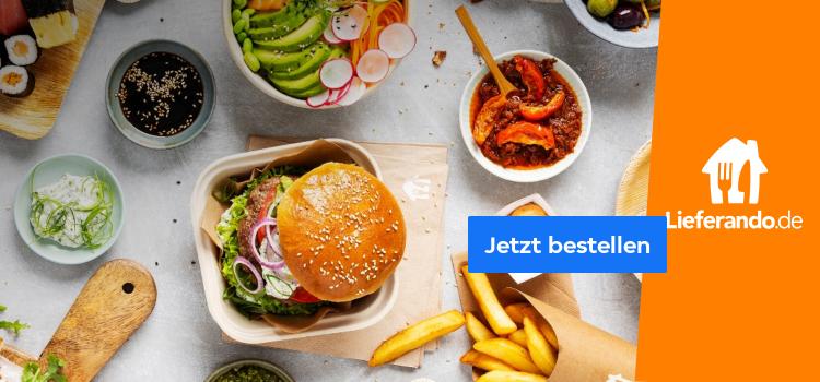 Leipzig Restaurants mit Essen Lieferdienst